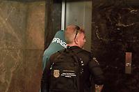 RIO DE JANEIRO,RJ, 08.11.2018 - POLICIA FEDERAL - Daniel Marcos Barbiratto de Almeida, chega à sede da Policia Federal e o Ministério Público, que realizam a Operação Furna da Onça, que investiga a participação de deputados estaduais do Janeiro em esquemas de corrupção iniciados no governo do Cabral, na manhã desta quinta-feira, 08  (Foto: Vanessa Ataliba/Brazil Photo Press)