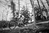 Ellen Noble (USA/Rapha-Focus)<br /> <br /> UCI Cyclocross World Cup Namur/Belgium 2016
