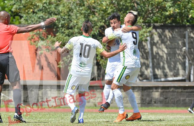 Atlético Bucaramanga venció 0-1 a Leones. Fecha 4 Liga Águila II-2018.