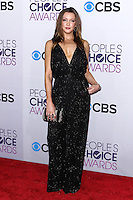 LOS ANGELES, CA - JANUARY 09: Katie Cassidy arrives at the 39th Annual People's Choice Awards held at Nokia Theatre L.A. Live on January 9, 2013 in Los Angeles, California.  Credit: MediaPunch Inc. /NORTEPHOTO