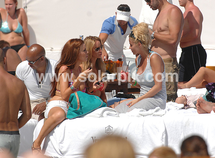 **ALL ROUND PICTURES FROM SOLARPIX.COM**                                 **WORLDWIDE SYNDICATION RIGHTS**                   Katie Price - AKA Jordan and her Argentinian boyfriend Leandro Penna, at the Ocean Club in Puerto Banus in Spain.                                                                       This pic:      Katie Price                                                                                     JOB REF:    13446    CS1      DATE:   28.05.11                                                          **MUST CREDIT SOLARPIX.COM OR DOUBLE FEE WILL BE CHARGED**                                                                        **MUST NOTIFY SOLARPIX OF ONLINE USAGE**                 **CALL US ON: +34 952 811 768 or LOW RATE FROM UK 0844 617 7637**