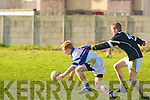 Ardfert's John Paul Mahony and Castleisland's Thomas Hickey..