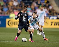 David Beckham, Yossi Benayoun.  The MLS All-Stars defeated Chelsea, 3-2.