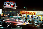 Tower Records on the Sunset Strip, 1980
