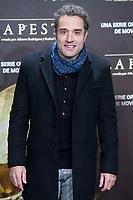 Daniel Guzman attends to the premiere of 'La Peste' at Callao Cinemas in Madrid, Spain. January 11, 2018. (ALTERPHOTOS/Borja B.Hojas) /NortePhoto.com NORTEPHOTOMEXICO