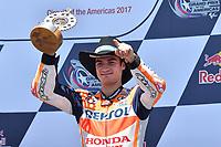 Austin (Stati Uniti) 23/04/2017 - gara Moto GP / foto Luca Gambuti/Image Sport/Insidefoto<br /> nella foto: Dani Pedrosa