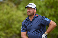 Graeme McDowell (NIR) watches his tee shot on 2 during day 1 of the Valero Texas Open, at the TPC San Antonio Oaks Course, San Antonio, Texas, USA. 4/4/2019.<br /> Picture: Golffile   Ken Murray<br /> <br /> <br /> All photo usage must carry mandatory copyright credit (&copy; Golffile   Ken Murray)