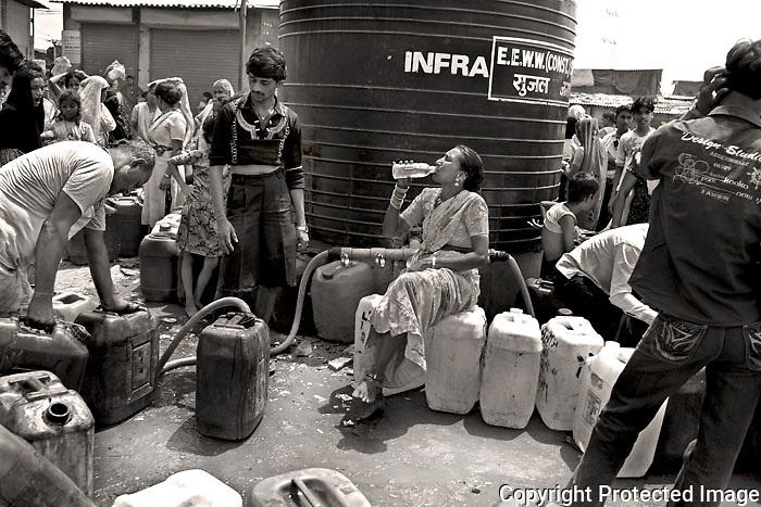 India's Worsening Water Crisis.