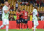Independiente Medellín venció como local 3-2 a Boyacá Chicó y lo envió a la B. Fecha 19 Liga Águila II-2016.