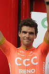 Olympic Champion Greg Van Avermaet (BEL) CCC Team at sign on before the 2019 Clasica Ciclista San Sebastian, running 227.3km starting and finishing in Donostia-San Sebastián, Spain. 3rd August 2019.<br /> Picture: Colin Flockton | Cyclefile<br /> All photos usage must carry mandatory copyright credit (© Cyclefile | Colin Flockton)