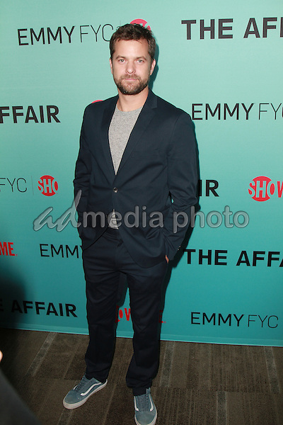 """06 May 2015 - Beverly Hills, California - Joshua Jackson . Showtime Presents  An Exclusive Screening & Panel Discussion with Breakout Hit """"The Affair"""" held at Samuel Goldwyn Theater. Photo Credit: Theresa Bouche/AdMedia"""