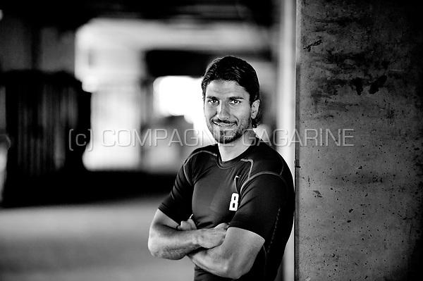 Israeli footballer Lior Refaelov (Belgium, 26/03/2014)