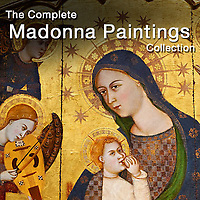 Virgin Mary - Madonna & Child - Gothic Paintings