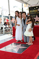 LOS ANGELES - July 26:  Amanda Anka, Francesca Bateman, Jason Bateman, Maple Bateman at the Jason Bateman Hollywood Walk of Fame Star Ceremony at the Walk of Fame on July 26, 2017 in Hollywood, CA