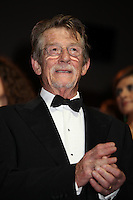"""JOHN HURT AT THE PREMIERE OF THE FILM 'TINKER, TAILOR, SOLDIER, SPY' - 68TH INTERNATIONAL VENICE FILM FESTIVAL """"LA TAUPE"""""""
