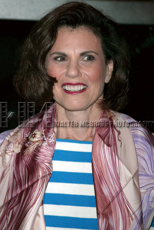 MARGO LION ( Producer ) attends HAIRSPRAY The Broadway Musical Opening Night at The Neil Simon Theatre<br />