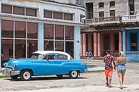 Two couples, Diez de Octubre, Habana