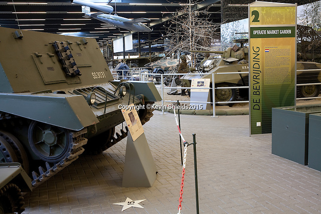 The Overloon War Museum, Boxmeer, The Netherlands