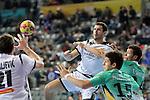Milasevic, Patrianova & Santos. MONTENEGRO vs BRAZIL: 25-26 - Preliminary Round - Group A