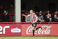 Brentford vs Dagenham & Redbridge 01-01-11