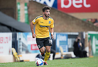 Eren Kinali, Southend United, in action during Southend United vs West Ham United Under-21, EFL Trophy Football at Roots Hall on 8th September 2020