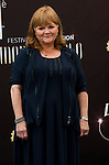 Nicol Lesley attends photocall at the Grimaldi Forum on June 10, 2014 in Monte-Carlo, Monaco.