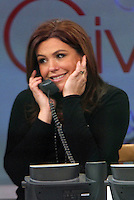 NEW YORK, NY - NOVEMBER 5: Rachael Ray at Good Morning America Studios as Disney and ABC's team up with the American Red Cross for a ?Day of Giving? to raise money for hurricane relief efforts. November 5, 2012. ©RW/MediaPunch Inc. .<br /> ©NortePhoto