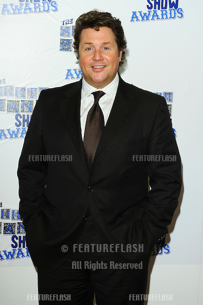 Michael Ball arriving for the South Bank Show Awards 2010, the last ever, at the Dorchester Hotel.  26/01/2010  Picture by: Steve Vas / Featureflash