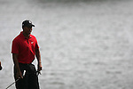 Tiger Woods could not repeat his performance of two years ago and regain the Quail Hollow Championship trophy finishing with 9 under., Quail Hollow Championship