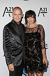 Nigel Curtis and Monica Mitro Attends the Unitas Gala <br />
