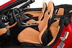 Front seat view of a 2018 Ferrari Portofino base 2 Door Convertible front seat car photos