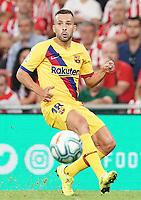 FC Barcelona's Jordi Alba during La Liga match. August 16,2019. (ALTERPHOTOS/Acero)<br /> Liga Spagna 2019/2020 <br /> Atletico Bilbao - Barcellona<br /> Foto Alterphotos / Insidefoto <br /> ITALY ONLY