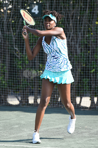 KEY BISCAYNE, FL - MARCH 24:  Venus Williams attends The All Star Tennis event at the Ritz Carlton on March 24, 2015 in Key Biscayne, Florida. Credit: mpi04/MediaPunch