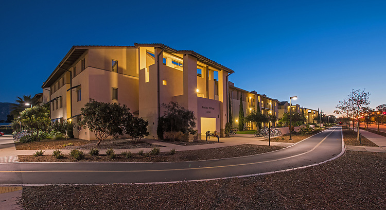 San Clemente Villages Housing complex