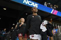 SAN JOSE, CA - DECEMBER 6: Naomi Girma #2 of the Stanford Cardinal during a game between UCLA and Stanford Soccer W at Avaya Stadium on December 6, 2019 in San Jose, California.