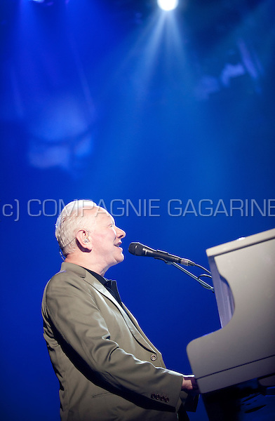English musician and singer-songwriter Joe Jackson performing at the Night Of The Proms, in Antwerp (Belgium, 14/11/2015)