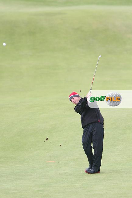 Rich Beem (USA) on the 5th on Day 3 of the 2012 Irish Open at Royal Portrush Golf Club, Portrush, Co.Antrim, 30/6/12...(Photo Jenny Matthews/www.golffile.ie)