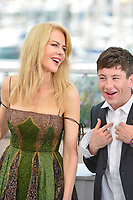 """22 May 2017 - Cannes, France - Barry Keoghan, Nicole Kidman . """"The Killing Of A Sacred Deer"""" Photocall - 70th Annual Cannes Film Festival held at Palais des Festivals. Photo Credit: Jan Sauerwein/face to face/AdMedia"""