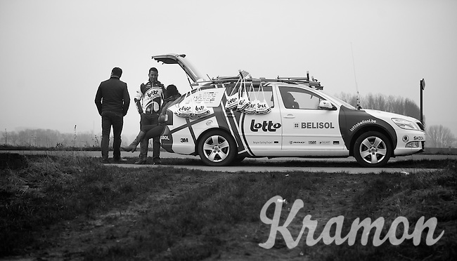3 Days of West-Flanders, .day 2: Brugge-Kortrijk/Bellegem.feedzone.