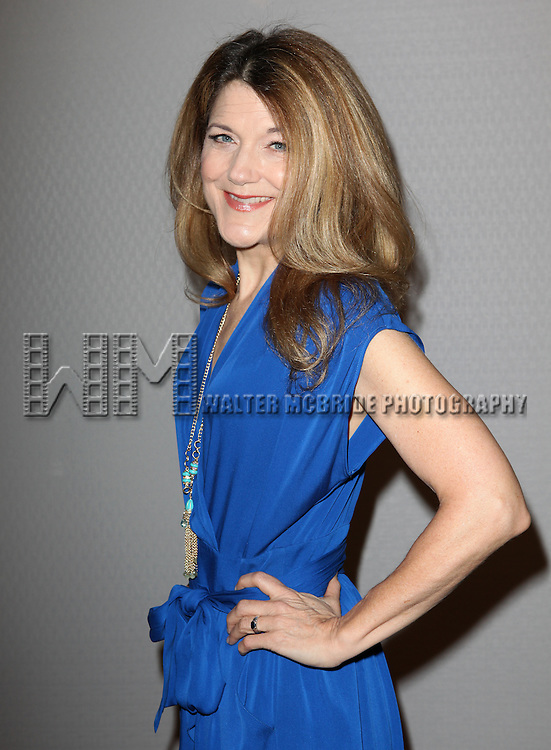 Victoria Clark attending the 2013 Tony Awards Meet The Nominees Junket  at the Millennium Broadway Hotel in New York on 5/1/2013...
