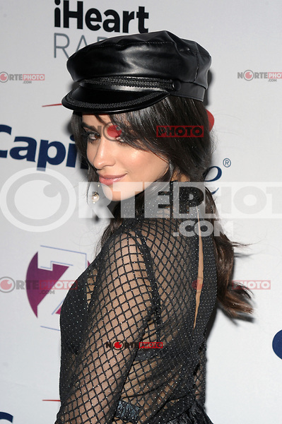 NEW YORK, NY - DECEMBER 8: Camila Cabello at Z100's Jingle Ball 2017 at Madison Square Garden in New York City, Credit: John Palmer/MediaPunch /nortephoto.com NORTEPHOTOMEXICO