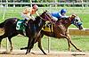 G's Backinaction winning at Delaware Park on 9/4/14