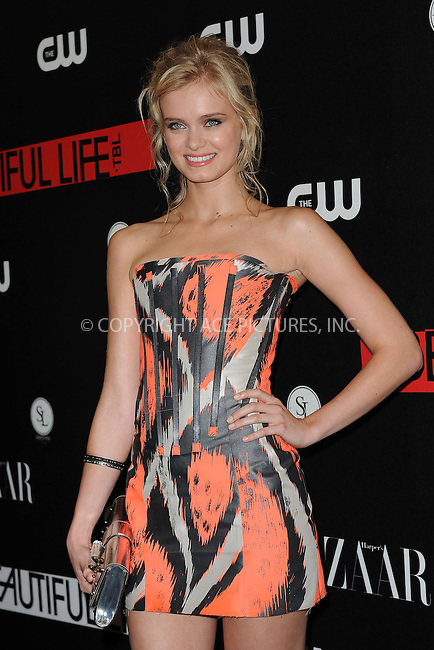 WWW.ACEPIXS.COM . . . . . ....September 12 2009, New York City....Sara Paxton at the CW Network party for the new series 'The Beautiful Life: TBL' at the Simyone Lounge on September 12, 2009 in New York City.....Please byline: KRISTIN CALLAHAN - ACEPIXS.COM.. . . . . . ..Ace Pictures, Inc:  ..tel: (212) 243 8787 or (646) 769 0430..e-mail: info@acepixs.com..web: http://www.acepixs.com