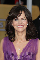 LOS ANGELES, CA - JANUARY 27: Sally Field at The 19th Annual Screen Actors Guild Awards at the Los Angeles Shrine Exposition Center in Los Angeles, California. January 27, 2013. Credit: mpi27/MediaPunch Inc.