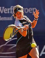 September 03, 2014,Netherlands, Alphen aan den Rijn, TEAN International, Myrtille Georges (FRA)<br /> Photo: Tennisimages/Henk Koster