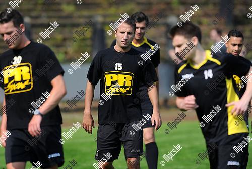 2013-07-06 / Voetbal / seizoen 2013-2014 / Eerste training Berchem Sport / Murat Kocak<br /><br />Foto: Mpics.be