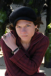 Asli Erdogan, Turkish writer in 2005.
