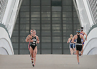 30 JUL 2006 - SALFORD, UK - 2006 Salford ITU World Cup. (PHOTO (C) NIGEL FARROW)