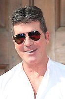 Simon Cowell attending a photocall for 'Britain's Got Talent' at St Luke's Church, London. 09/04/2014 Picture by: Alexandra Glen / Featureflash