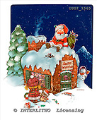 GIORDANO, CHRISTMAS SANTA, SNOWMAN, WEIHNACHTSMÄNNER, SCHNEEMÄNNER, PAPÁ NOEL, MUÑECOS DE NIEVE, paintings+++++,USGI1565,#X#